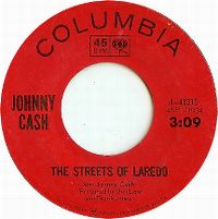 Cover Johnny Cash - The Streets Of Laredo
