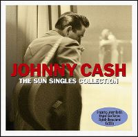 Cover Johnny Cash - The Sun Singles Collection