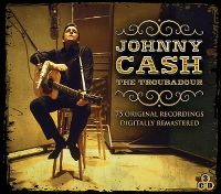 Cover Johnny Cash - The Troubadour