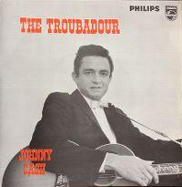 Cover Johnny Cash - The Troubadour