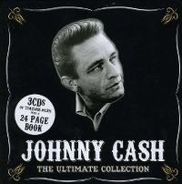 Cover Johnny Cash - The Ultimate Collection - Tin Box
