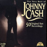 Cover Johnny Cash - The Very Best Of Johnny Cash - 50 Original Sun Recordings