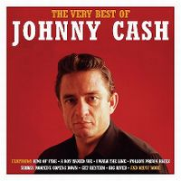 Cover Johnny Cash - The Very Best Of Johnny Cash