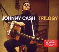 Cover Johnny Cash - Trilogy
