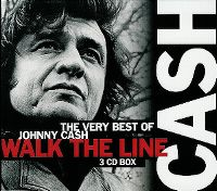 Cover Johnny Cash - Walk The Line - The Very Best Of Johnny Cash