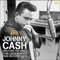 Cover Johnny Cash - Walking The Line: The Legendary Sun Recordings