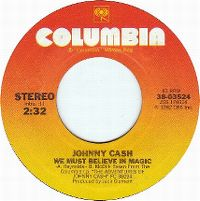 Cover Johnny Cash - We Must Believe In Magic