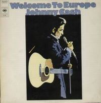 Cover Johnny Cash - Welcome To Europe