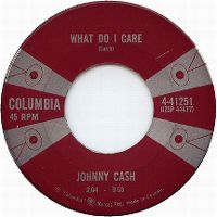 Cover Johnny Cash - What Do I Care