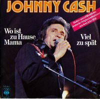Cover Johnny Cash - Wo ist zu Hause Mama