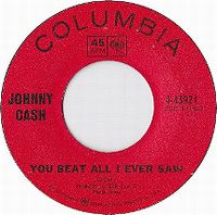 Cover Johnny Cash - You Beat All I Ever Saw