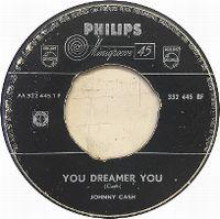 Cover Johnny Cash - You Dreamer You