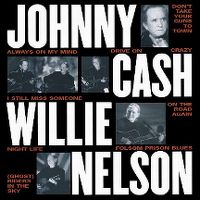 Cover Johnny Cash / Willie Nelson - VH1 Storytellers