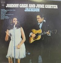 Cover Johnny Cash And June Carter - Jackson