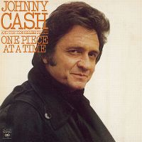 Cover Johnny Cash And The Tennessee Three - One Piece At A Time