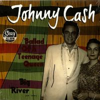 Cover Johnny Cash And The Tennessee Two - Ballad Of A Teenage Queen