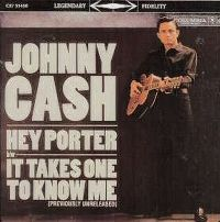 Cover Johnny Cash And The Tennessee Two - Hey, Porter