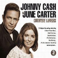 Cover Johnny Cash & June Carter - Country Lovers