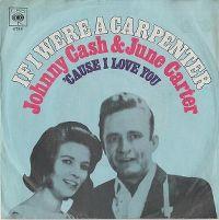Cover Johnny Cash & June Carter - If I Were A Carpenter