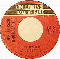 Cover Johnny Cash & June Carter - Jackson