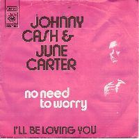 Cover Johnny Cash & June Carter - No Need To Worry