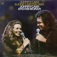 Cover Johnny Cash & June Carter Cash - Johnny Cash And His Woman