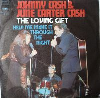 Cover Johnny Cash & June Carter Cash - The Loving Gift