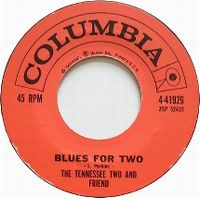 Cover Johnny Cash & The Tennessee Two - Blues For Two