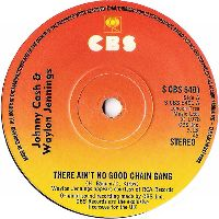 Cover Johnny Cash & Waylon Jennings - There Ain't No Good Chain Gang