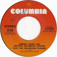 Cover Johnny Cash with Mother Maybelle Carter - Pick The Wildwood Flower