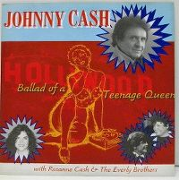 Cover Johnny Cash with Rosanne Cash & The Everly Brothers - Ballad Of A Teenage Queen