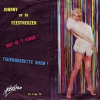 Cover Johnny en de Feestneuzen - Dat is 't einde