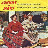 Cover Johnny en Mary - De voddenraper van Parijs
