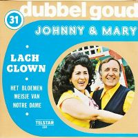 Cover Johnny en Mary - Lach clown