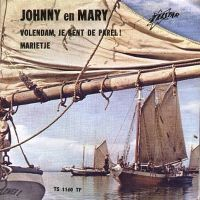 Cover Johnny en Mary - Volendam je bent de parel