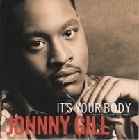 Cover Johnny Gill - It's Your Body