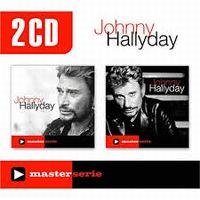 Cover Johnny Hallyday - 2CD: Master série