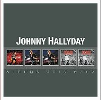 Cover Johnny Hallyday - Albums originaux