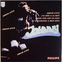Cover Johnny Hallyday - Amour d'été