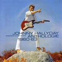 Cover Johnny Hallyday - Anthologie 1960-63