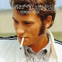 Cover Johnny Hallyday - Anthologie 1966-69