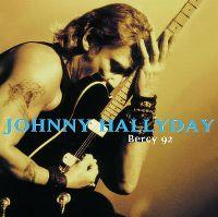 Cover Johnny Hallyday - Bercy 92