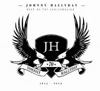 Cover Johnny Hallyday - Best Of 70e anniversaire