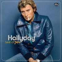 Cover Johnny Hallyday - Best Of 70's