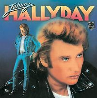 Cover Johnny Hallyday - Black es noir