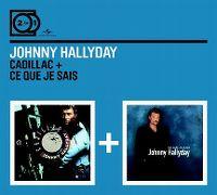 Cover Johnny Hallyday - Cadillac + Ce que je sais