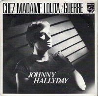 Cover Johnny Hallyday - Chez madame Lolita
