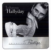 Cover Johnny Hallyday - Collection prestige