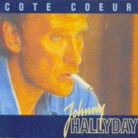 Cover Johnny Hallyday - Côté coeur