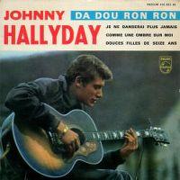 Cover Johnny Hallyday - Da dou ron ron